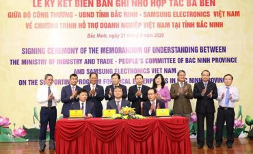 """Bac Ninh: Tripartite cooperation programme to boost supporting industry """